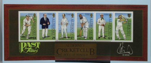 Alderney Stamps, 1997, MSA101, Mint 3
