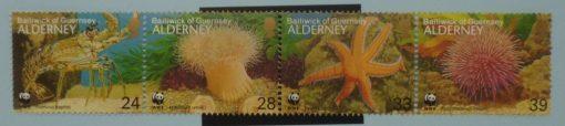 Alderney Stamps, 1993, SGA56a, Mint 3