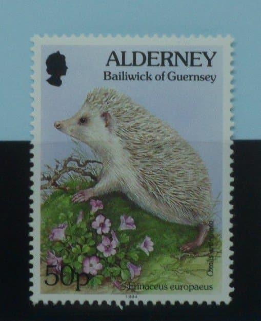 Alderney Stamps, 1994-98, SGA75, Mint 5