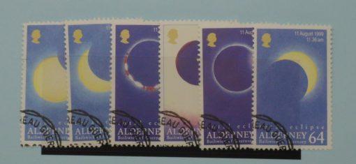 Alderney Stamps, 1999, SGA125-A130, Used 5
