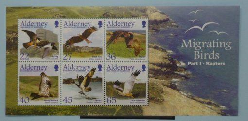 Alderney Stamps, 2002, MSA191, Mint 5