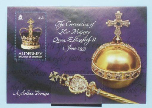Alderney Stamps, 2003, MSA203, Used 5
