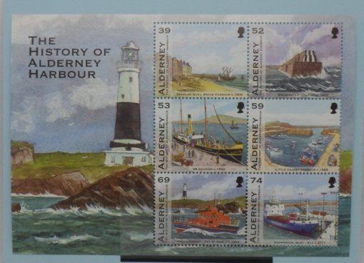 Alderney Stamps, 2012, MSA473, Mint 5