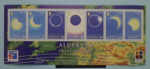 Alderney Stamps, 1999, MSA131, Mint 5