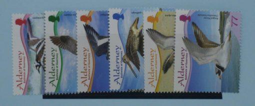 Alderney Stamps, 2009, SGA363-A368, Mint 5