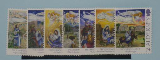 Alderney Stamps, 2012, SGA474-A480, Mint 5