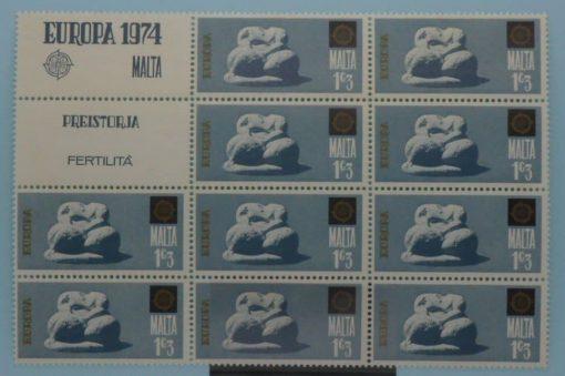Malta Stamps, 1974, SG523, Mint 5
