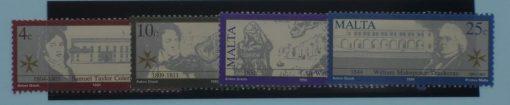 Malta Stamps, 1990, SG870-873, Mint 5