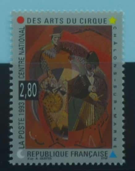 France Stamps, 1993, SG3153, Mint 5