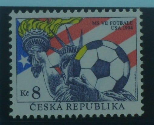 Czech Republic Stamps, 1994, SG51, Mint 5