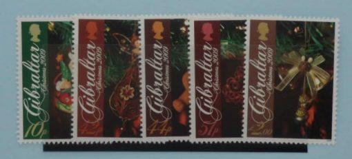 Gibraltar Stamps, 2009, SG1342-1346, Mint 5