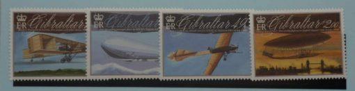 Gibraltar Stamps, 2010, SG1365-1368, Mint 5