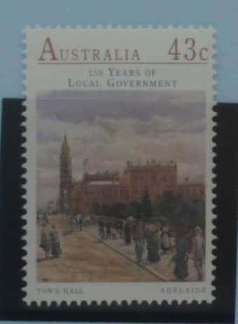 Australia Stamps, 1990, SG1271, Mint 5