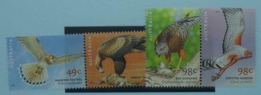Australia Stamps, 2001, SG2140-2143, Mint. 5