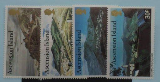 Ascension Island Stamps, 1981, SG277-280, Mint 5