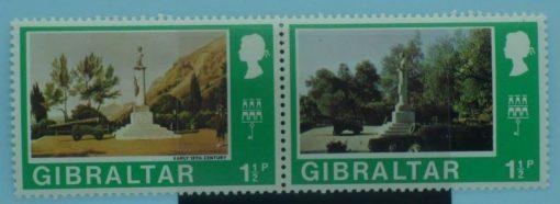 Gibraltar Stamps, 1971, SG259a, Mint. 5