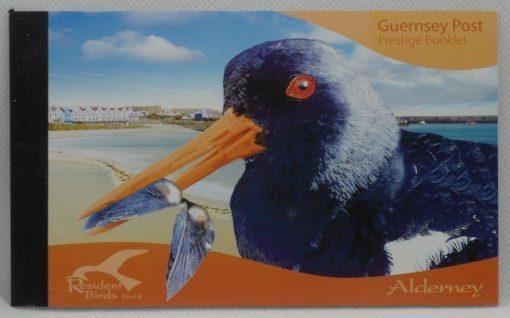 Alderney Stamps, 2009, ASB19, Mint 5