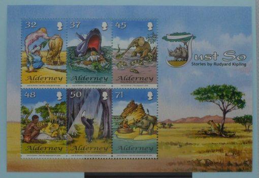 Alderney Stamps, 2007, MSA328, Mint 3