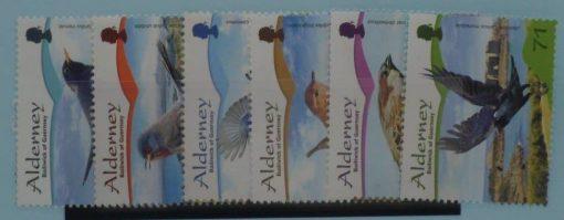 Alderney Stamps, 2007, SGA316-A321, Mint 3