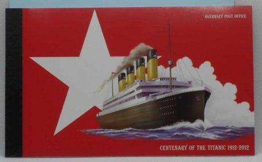 Alderney Stamps, 2012, ASB21, Mint 5