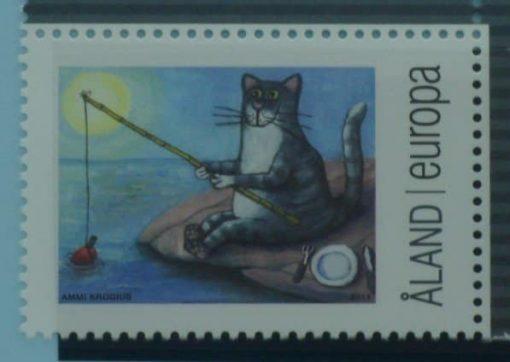 Aland Stamps, 2014, SG407, Mint 3