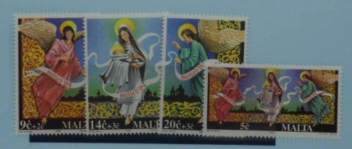 Malta Stamps, 1994, SG974-977, Mint 5