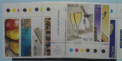Malta Stamps, 2010, SG1657-1664, Mint 5