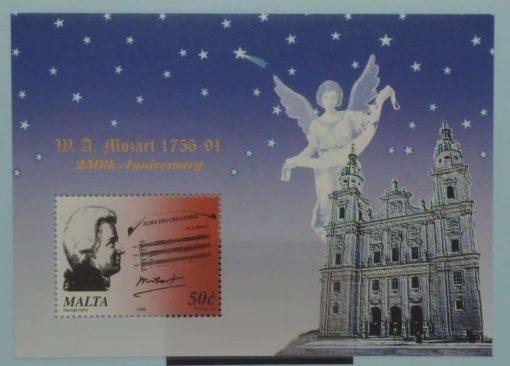 Malta Stamps, 2006, MS1508, Mint 6