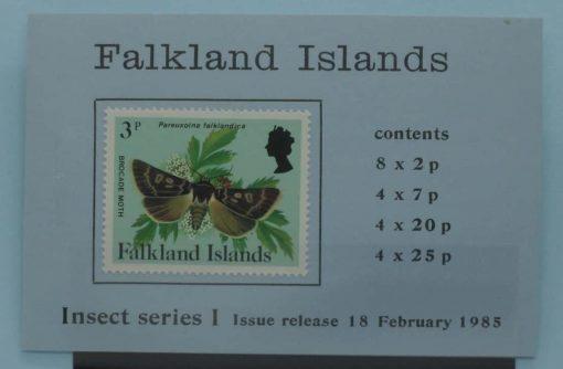Falkland Islands Stamps, 1985, SB6, Mint 5