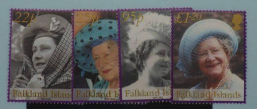 Falkland Islands Stamps, 2002, SG932-935, Mint 5