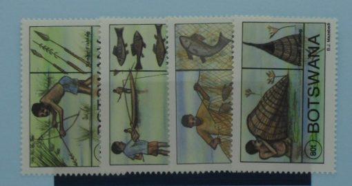 Botswana Stamps, 1995, SG801-804, Mint 3