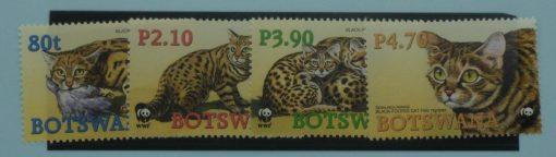 Botswana Stamps, 2005, SG1040-1043, Mint 3