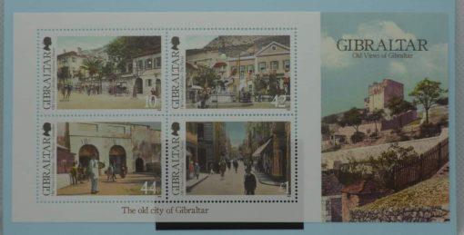 Gibraltar Stamps, 2009, MS1341, Mint 5