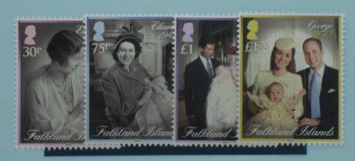 Falkland Islands Stamps, 2014, SG1292-1295, Mint 5