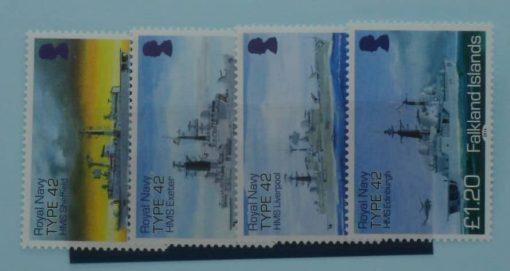 Falkland Islands Stamps, 2014, SG1304-1307, Mint 5