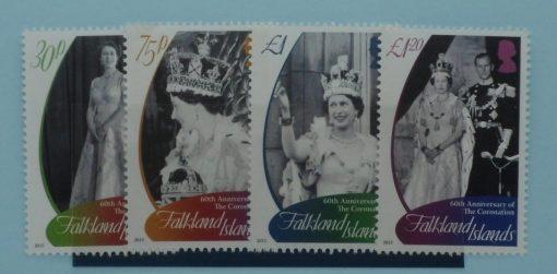 Falkland Islands Stamps, 2013, SG1264-1267, Mint 5