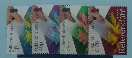 Falkland Islands Stamps, 2013, SG1247-1250, Mint 5