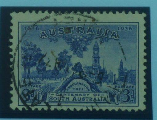 Australia Stamps, 1936, SG162, Used 5