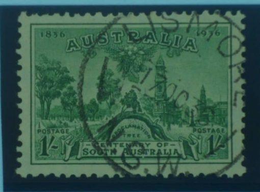 Australia Stamps, 1936, SG163, Used 5