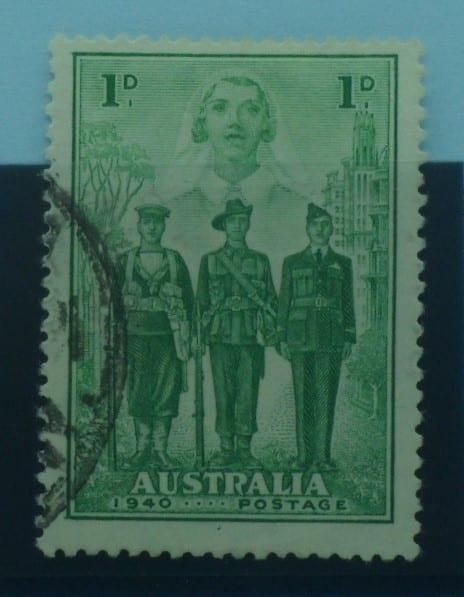 Australia Stamps, 1940, SG196, Used 5