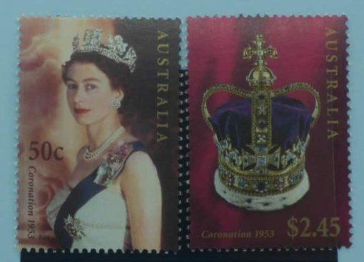 Australia Stamps, 2003, SG2301-2302, Mint 5