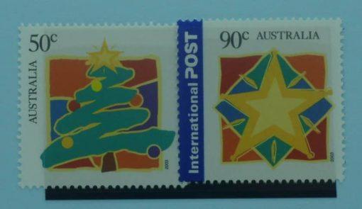 Australia Stamps, 2003, SG2321-2322, Mint 5