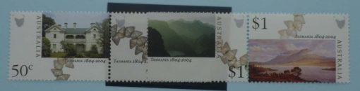 Australia Stamps, 2004, SG2352a, SG2354a, Mint 5