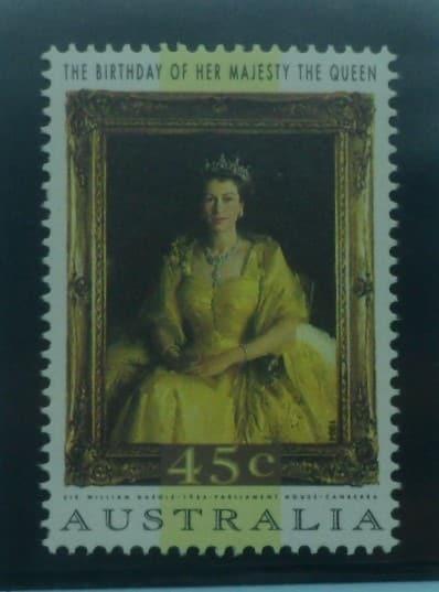Australia Stamps, 1994, SG1449, Mint 5