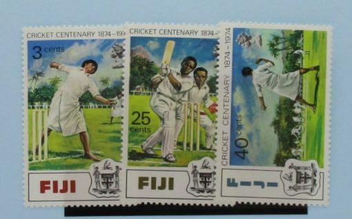 Fiji Stamps, 1974, SG492-494, Mint 5