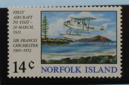 Norfolk Islands Stamps, 1974, SG151, Mint 5