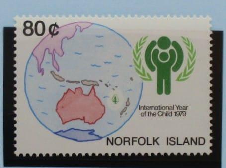 Norfolk Islands Stamps, 1979, SG229, Mint 5