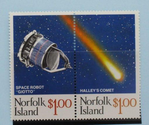 Norfolk Islands Stamps, 1986, SG383a, Mint 5