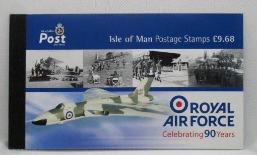 Isle of Man Stamps, 2008, SB69, Mint 5