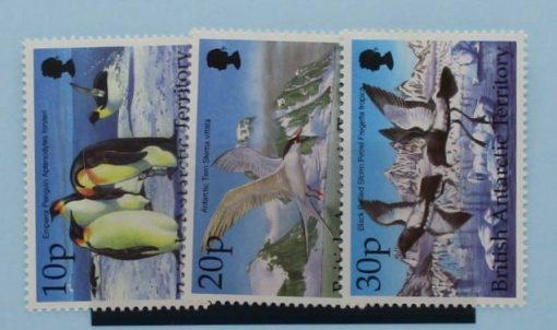 British Antarctic Territory Stamps, 1998, SG293-295, Mint 5